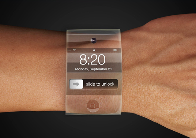Apple secures new iWatch patent