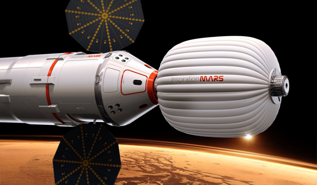 UAE unveils space expedition plans to Mars by 2021
