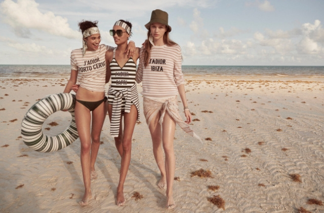 Dior is launching Dioriviera pop-ups in your favourite summer holiday destinations