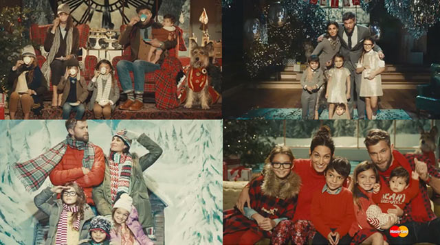 First look: J.Crew's festive commercial