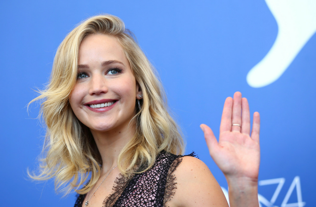 This is why Jennifer Lawrence is taking a year off acting...