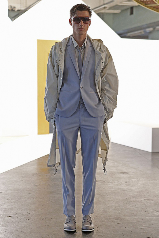 London Men's Fashion Week: Jonathan Saunders