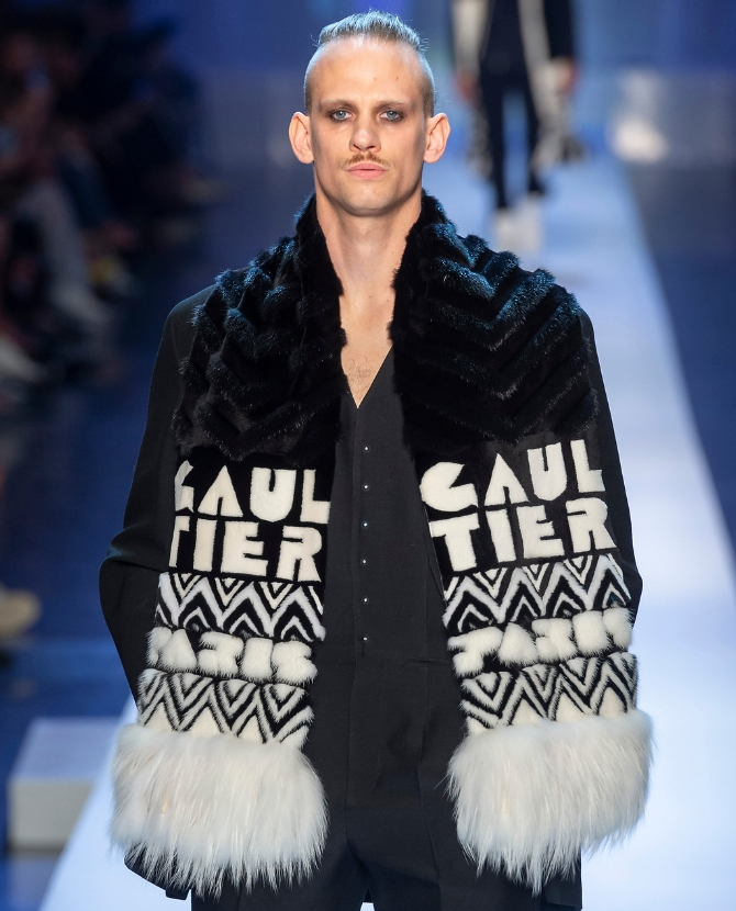 Jean Paul Gaultier is considering going fur-free