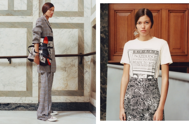 JW Anderson designs an exclusive collection for Net-a-Porter