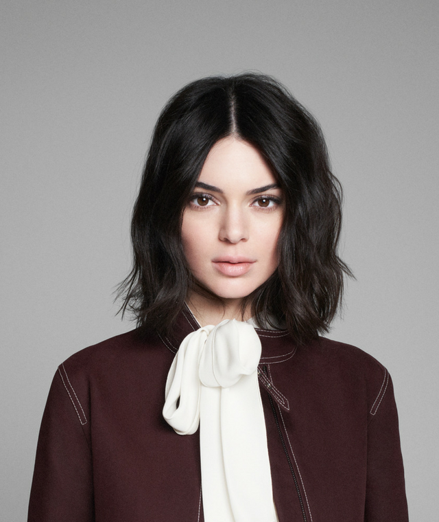 Longchamp announces Kendall Jenner as its new face
