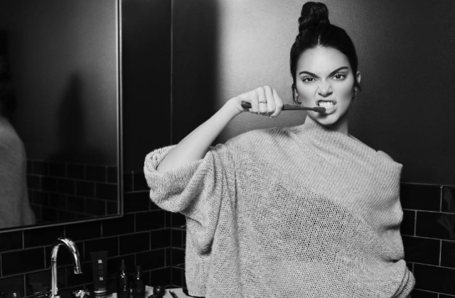 Kendall Jenner is getting in on the beauty business, too