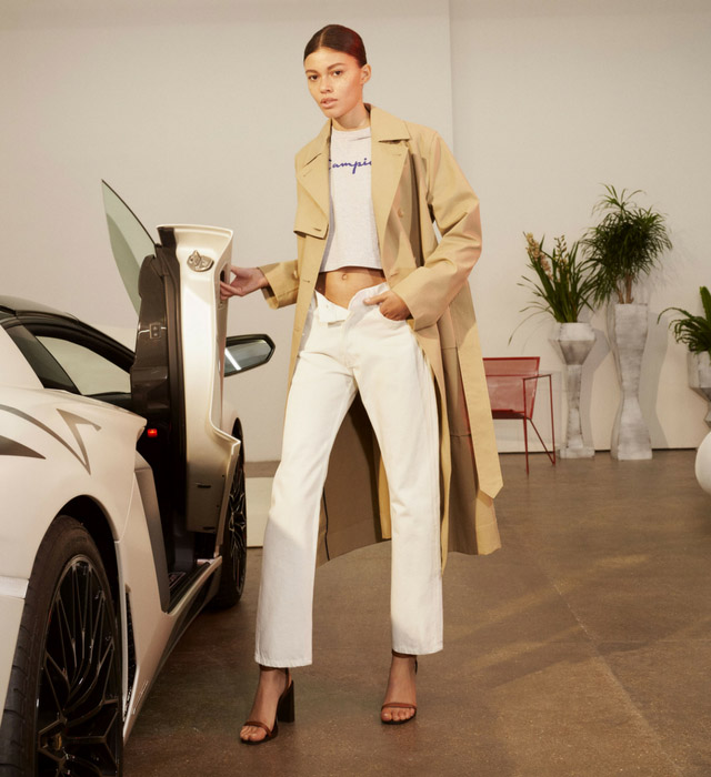 Net-a-Porter launches Kith womenswear