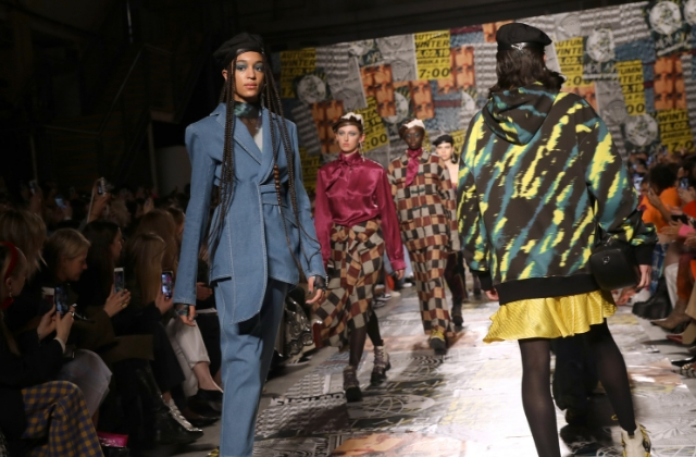 London Fashion Week F/W'19: Weekend highlights