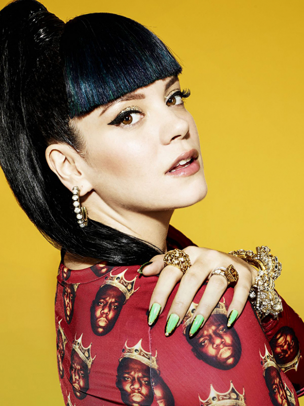 Listen now: Lily Allen's unofficial world cup song