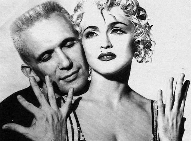 5 iconic moments of Jean Paul Gaultier's career