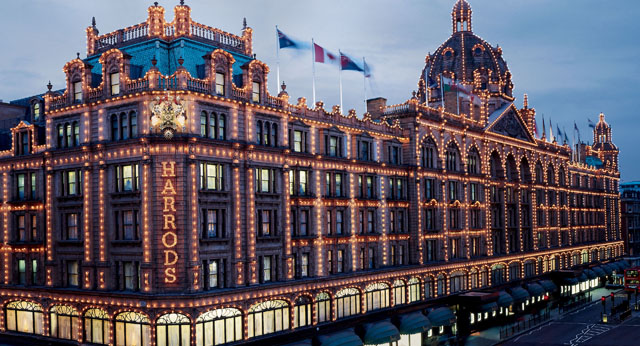 Harrods to launch 5,000 sq ft fragrance retail concept