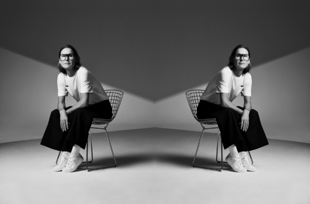 Breaking news: Lacoste appoints Louise Trotter as first female Creative Director