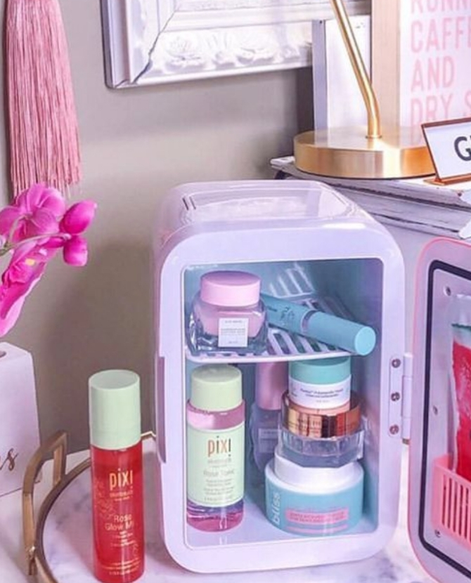 Should we be storing our makeup in a beauty fridge?