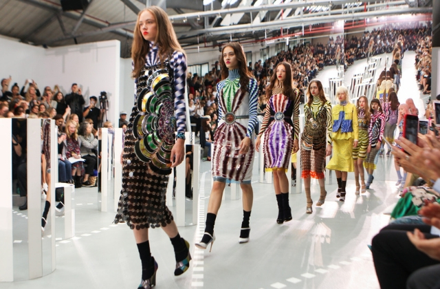 75ba8276de7 Mary Katrantzou is teaming up with Victoria s Secret for this year s  fashion show