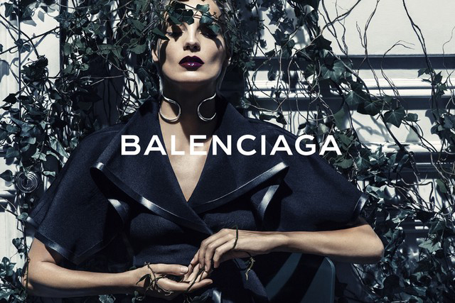 First look: Balenciaga spring/summer 2014