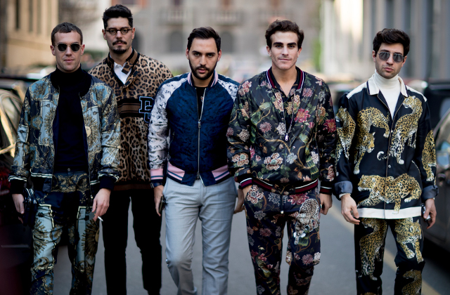 Day one: The best street style looks from Men's Milan Fashion Week