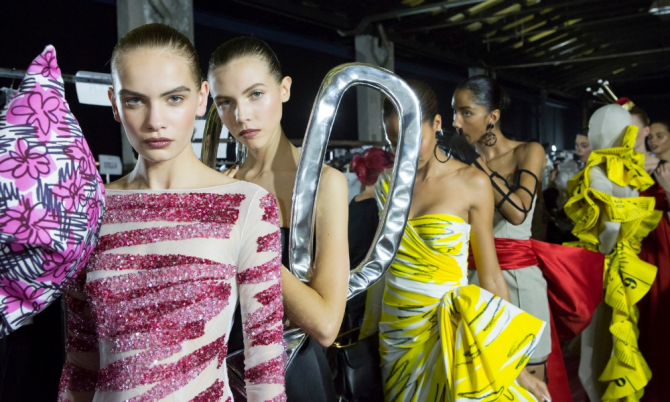 Moschino to host co-ed show in Rome in January