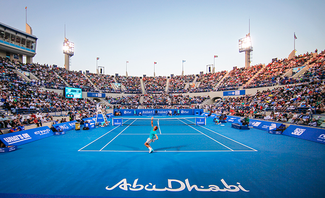 Mubadala World Tennis Championship sees a thrilling finale between Nadal and Raonic