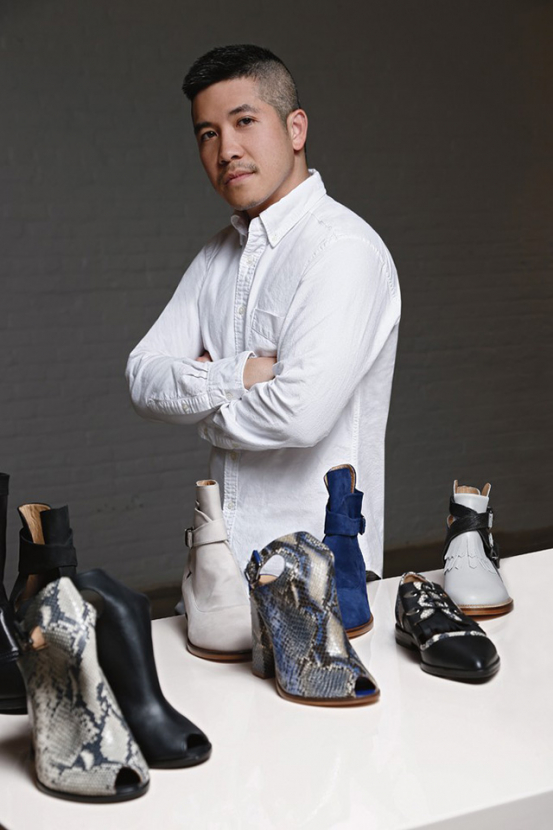 Thakoon adding footwear to his repertoire