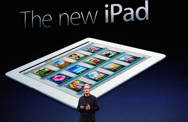 Apple to debut new iPad October 16