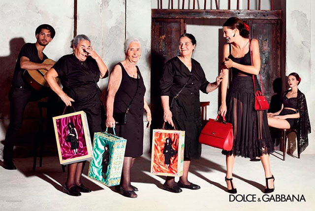 fba4c47321 First look  Dolce   Gabbana s new men s and women s SS15 campaign ...