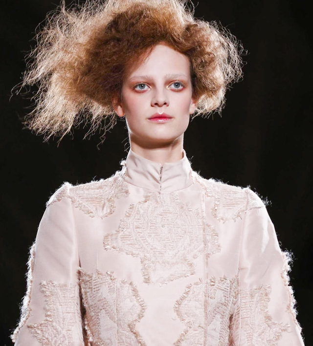 Paris Fashion Week: Alexander McQueen Autumn/Winter 15