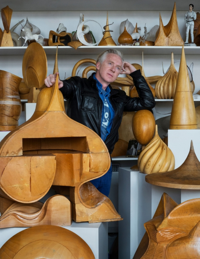 In conversation with: Royal hatmaker Philip Treacy