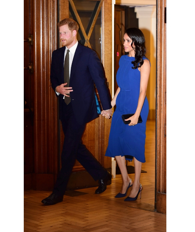 The Duchess of Sussex wears Jason Wu for latest appearance with Prince Harry