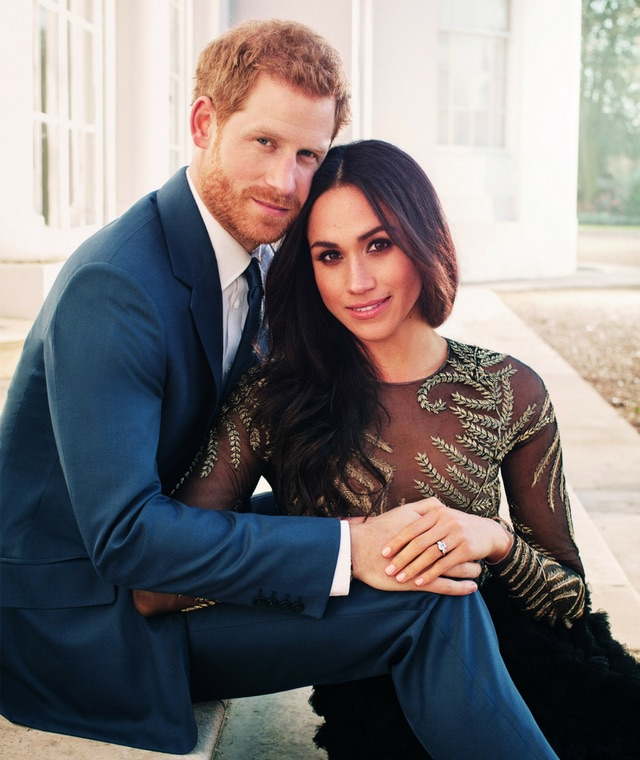 Prince Harry and Meghan Markle's wedding photographer is revealed
