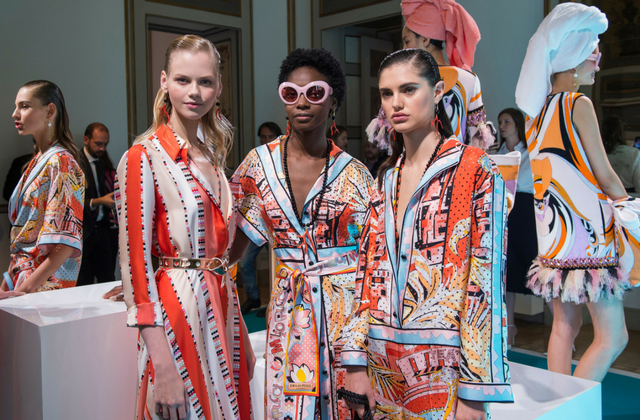 Emilio Pucci designs exclusive Dubai collection