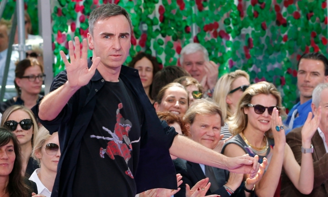 Are we really going to see a Raf Simons-run-Prada?