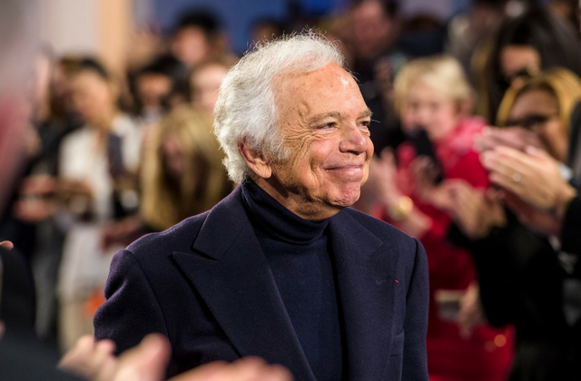 This is how Ralph Lauren will celebrate his brand's 50th anniversary during NYFW