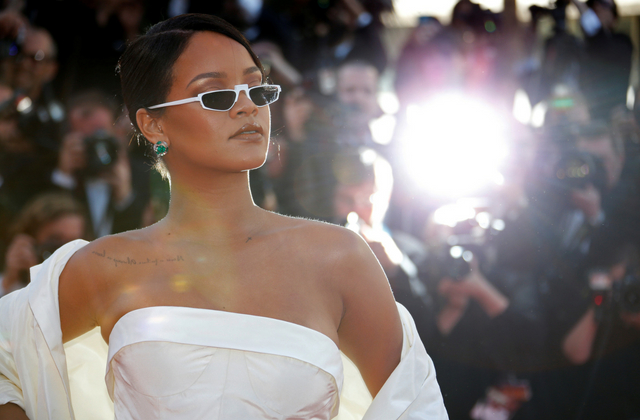 So, Rihanna is reportedly working on not one, but two albums