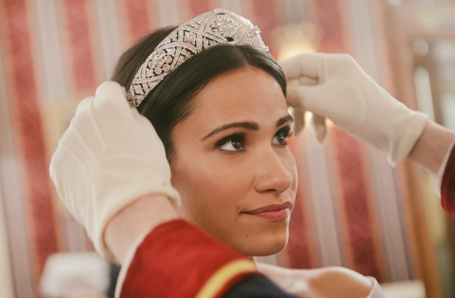 A new romcom on Prince Harry and Meghan Markle is coming soon