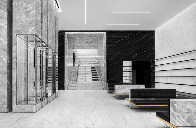 Saint Laurent opens its biggest store in the world in The Dubai Mall
