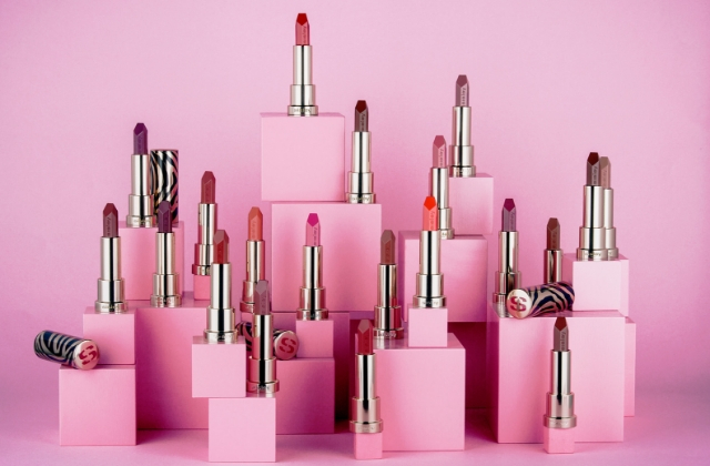 Sisley launches new Le Phyto Rouge lipsticks in 20 shades
