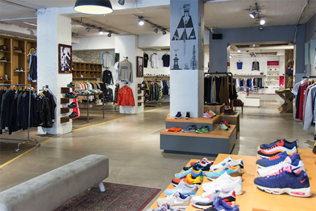 Sweden's Sneakersnstuff to open new store in London