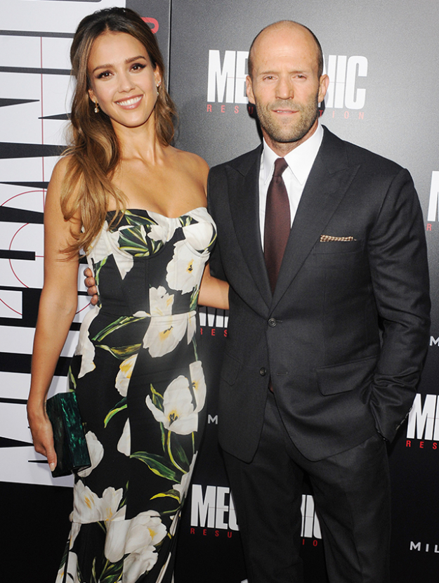 The Los Angeles premiere of The Mechanic: Resurrection
