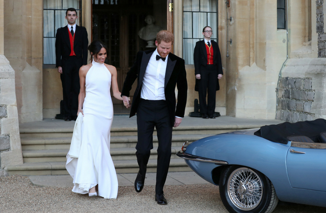 You can now buy Meghan Markle's Stella McCartney wedding dress