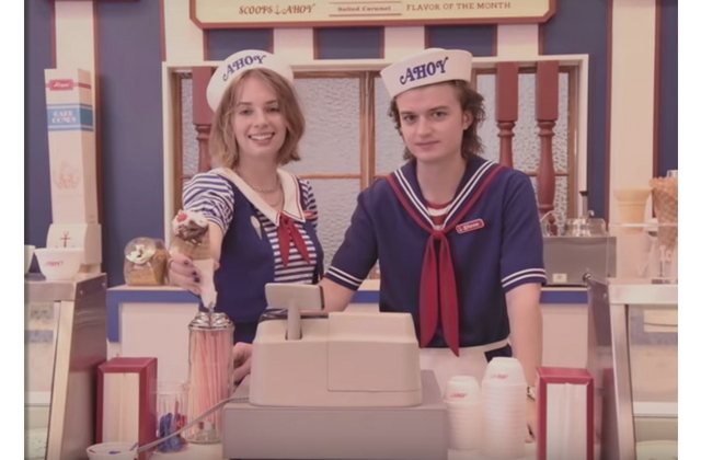 Drop everything: The first look at Stranger Things season three is here