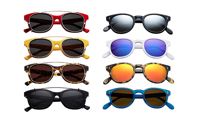 Supreme sunglasses adds four new styles to its collection