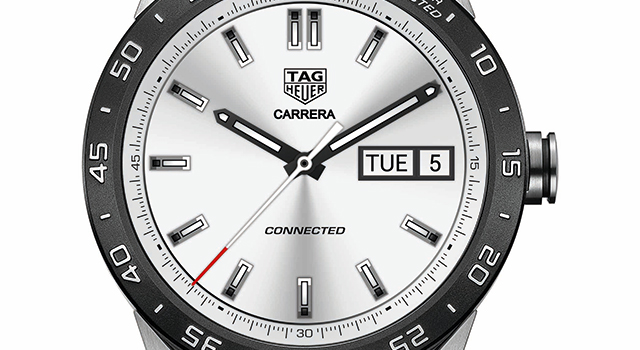 Tag Heuer Connected Watch: Exclusive watch faces collection