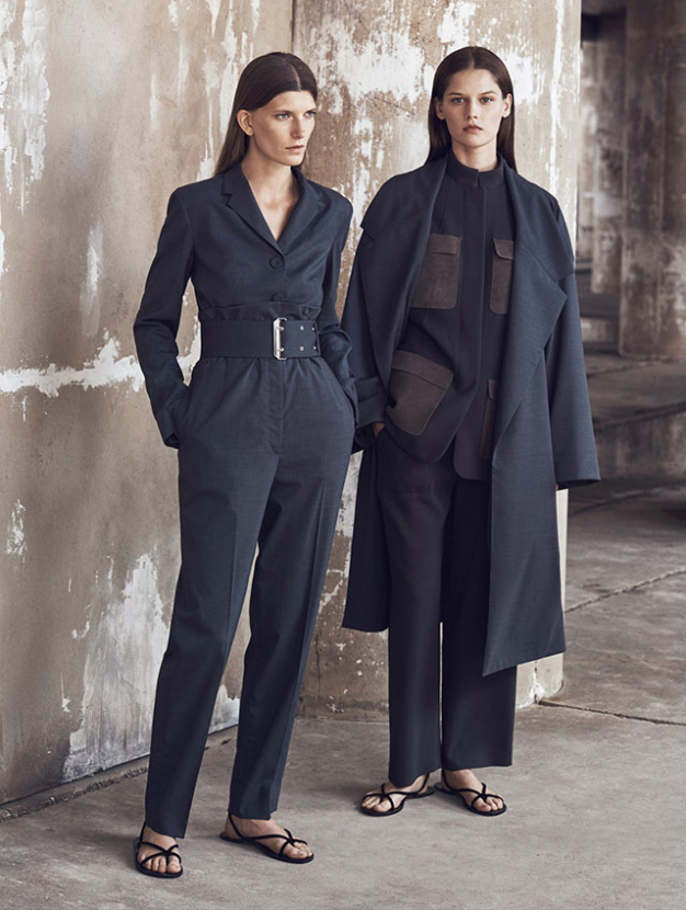 The Row puts image lockdown on Pre-Fall '16