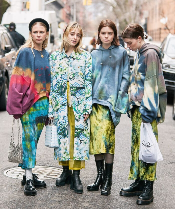 The tie-dye clothing you need to rock during quarantine