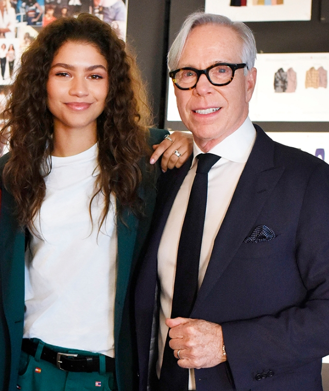 Tommy Hilfiger to host first Tommy x Zendaya show during Paris Fashion Week