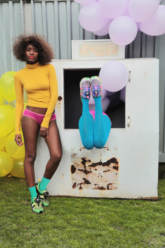 Solange x PUMA: look book and behind-the-scenes footage of the collaboration