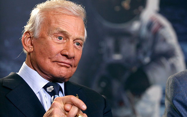 Astronaut Buzz Aldrin to speak at Abu Dhabi's aerospace summit