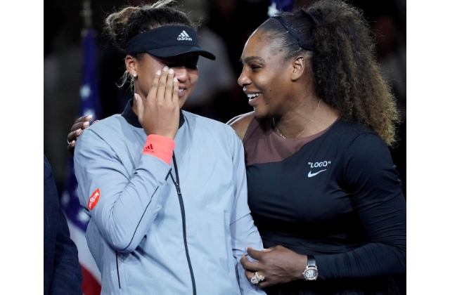 The US Open women's final was one for the history books