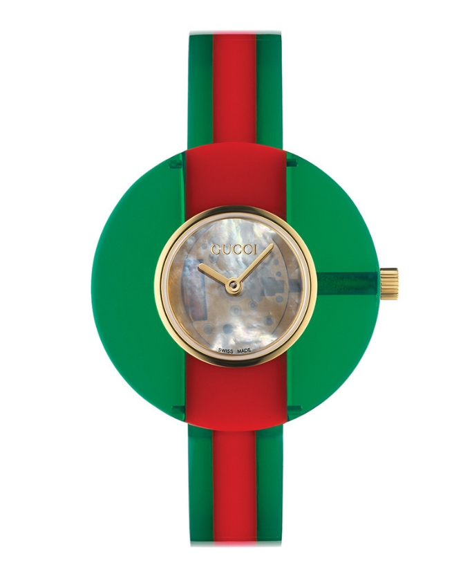 Want. Need. Now: You'll love Gucci's debut fine jewellery and watches collection
