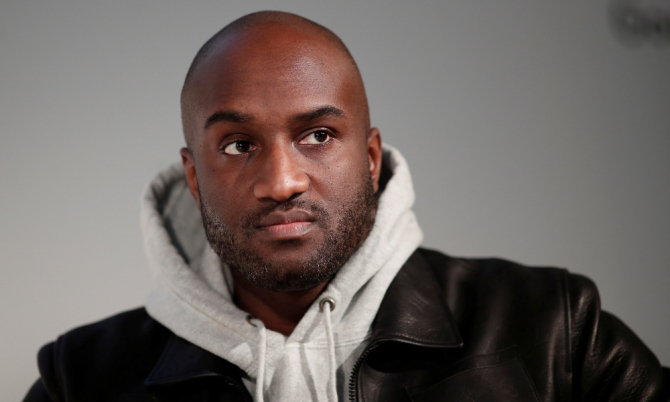 Virgil Abloh has a brand new gig with Evian